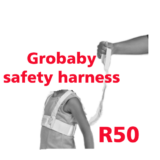 GROWBABY SAFETY HARNESS – R50